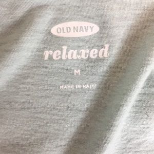 Old Navy Tops - Old navy relaxed fit V-neck T-shirt
